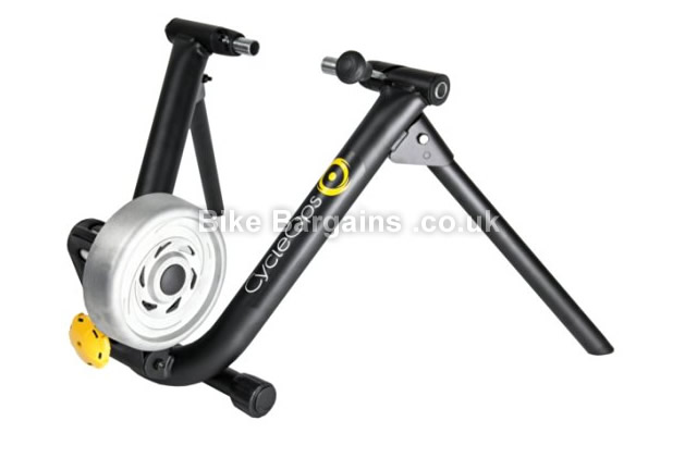 CycleOps Classic Power Sync ANT Plus Black Virtual Turbo Trainer black