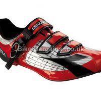 Diadora X-Tornado Red Road Cycling Shoes