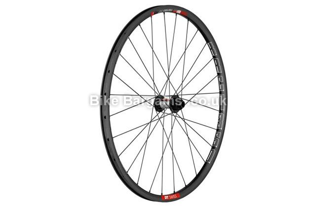 """DT Swiss XRC 1350 Carbon 15mm 26 inch Front Wheel carbon, black, 26"""""""