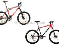 Ferrari Colnago Cx50 and Cx60 Hardtail and Full Suspension Mountain Bikes