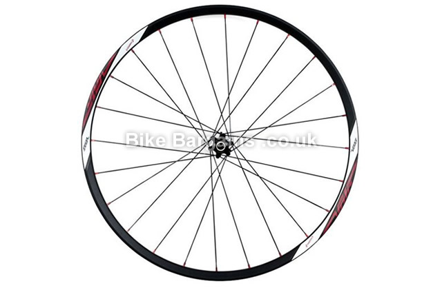 Formula Volo XC Superlight Scandium 26 inch 592g Front Wheel black, 15mm, 26""