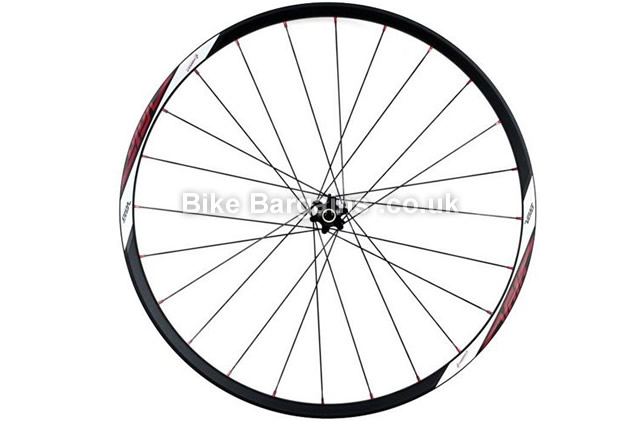 Formula Volo XC Superlight Scandium 29 inch 641g Front Wheel black, 15mm, 29""