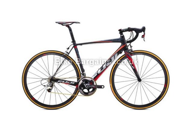 Fuji Altamira SL C5 Carbon Black Road Bike 2013 black, red, 50cm