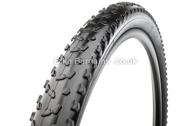 "Geax Barro Race Mountain 26 inch Kevlar MTB Tyre 2.0"",  black, 26"""