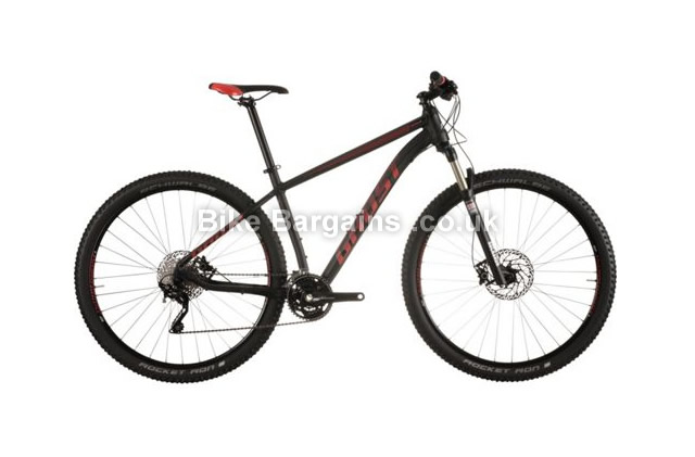 "Ghost Tacana 7 Alloy 29 inch Hardtail Mountain Bike 2015 15"", 29"" wheels"