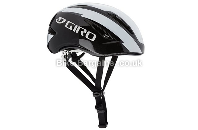Giro Air Attack Cycling Helmet S, black, blue