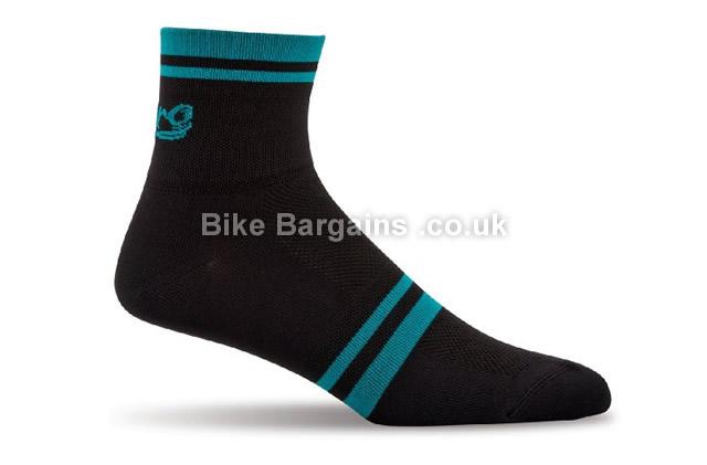 Giro Ladies Race Cycling Sock M, teal
