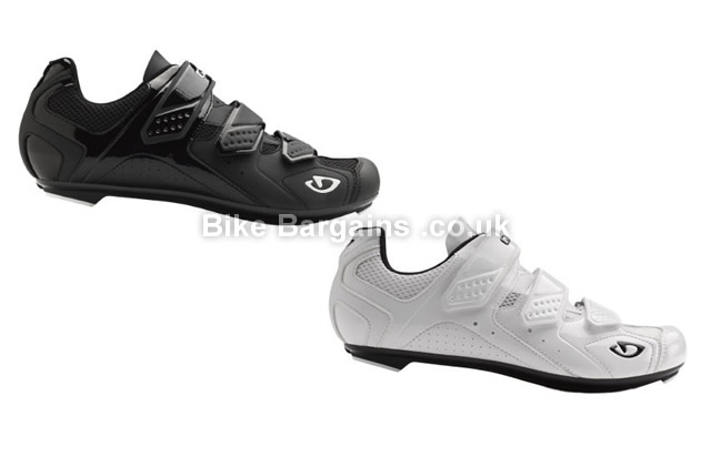 Giro Treble II Road Cycling Shoe white, 46
