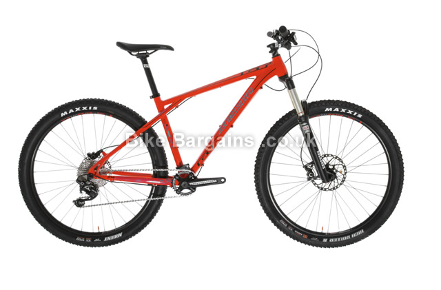 GT Zaskar Elite Alloy Hardtail Mountain Bike 2016 L, Orange