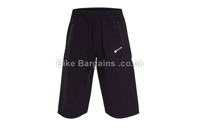 Polaris AM Flux Rugged Black Charcoal MTB Shorts S,M,L,black