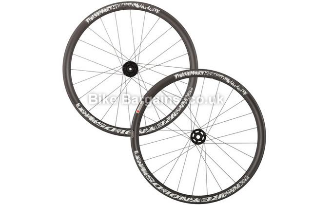 "Reynolds Carbon XC MTN Tubular MTB 26 inch Wheelset Disc Hubs 26"""