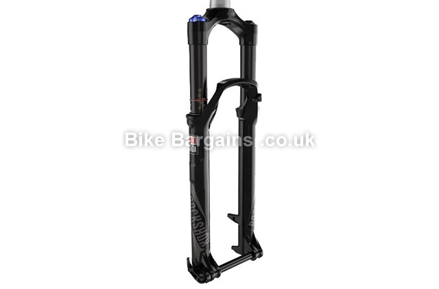 Rockshox Reba RL Solo Air 120mm 26 inch Suspension Forks black, 120mm, 26""