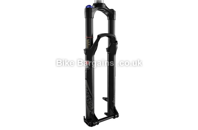 Rockshox SID RCT3 Solo Air 100 Motion Control Alloy Tapered 29 inch Suspension Fork 29""