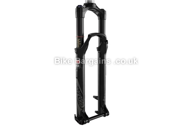 "Rockshox SID RCT3 Solo Air 100 Motion Control 29 inch QR Tapered Suspension Fork 29"", 100mm"