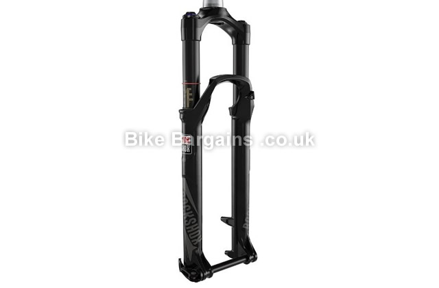 "RockShox Sid Rct3 Solo Air 100mm QR 26 inch black Suspension Fork 100mm, 26"", black"