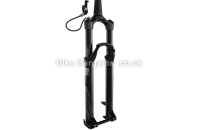 Rockshox SID XX World Cup Solo Air 100mm QR 29 inch White Suspension Fork white, 100mm, 29""