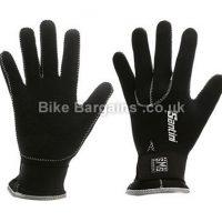 Santini 365 Winter Neoprene Heavyweight Full Finger Gloves