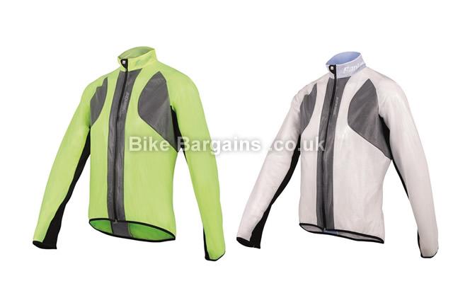 Santini Balthus Pidigi Sunrise Breathable Lightweight Windbreaker Cycling Jacket M,XL, white, yellow