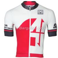 Santini Fs 947 75 Race Short Sleeve Jersey