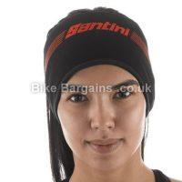 Santini Knitted Krios Winter Black Cycling Headband