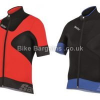 Santini Photon Aerodynamic Breathable Short Sleeve Jersey