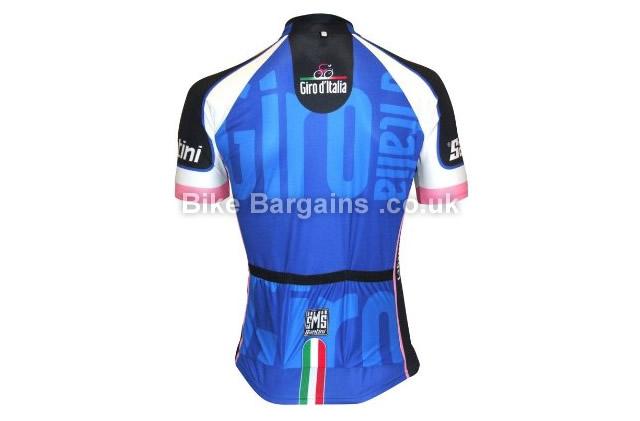 2486d148f Santini Replica Giro Zip Short Sleeve Jersey was sold for £16! (S ...