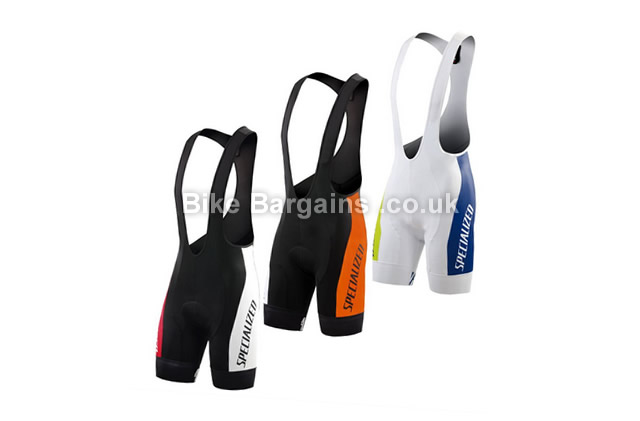 Specialized Pro Racing Cycling Form Fit Bib Short 2015 S,XL