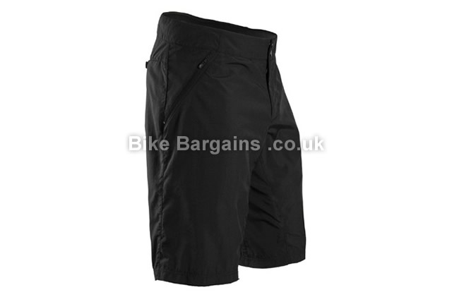Sugoi RPM-X Mountain Bike Black Baggy Shorts black, L