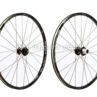 Sun Ringle Black Flag Expert 27.5 Black Tubeless Wheelset