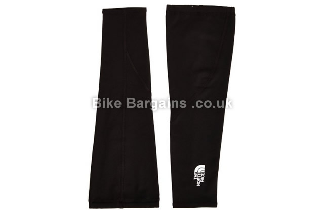 The North Face Lightweight Black Arm Warmers L,XL