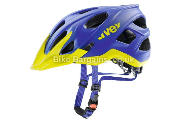 Uvex Stivo CC Cycling Helmet Black, S, M