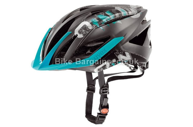 Uvex Ultra SNC Black Petrol Cycling Helmet black, S