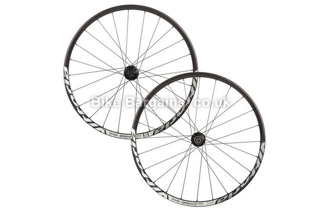 "Vittoria Creed 27.5mm 10 speed MTB Wheel Set 1843g, black, QR, 27.5"", MTB"