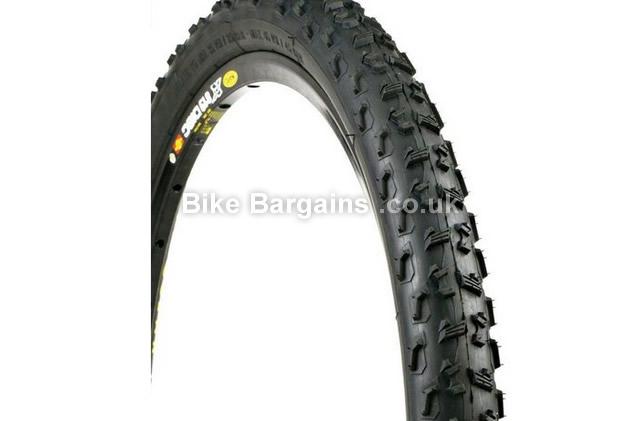 "Vittoria Geax Gato Mud 26 inch Kevlar MTB Tyre 450g, 1.7"", black, 26"""
