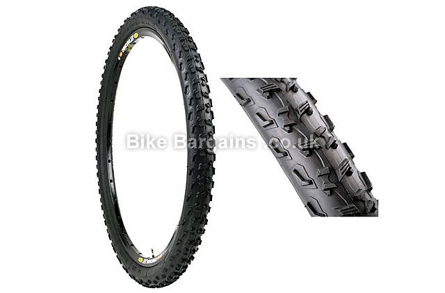 "Vittoria Geax Gato TNT Mud 26 inch Kevlar MTB Tyre 560g, 1.7"", black, 26"""