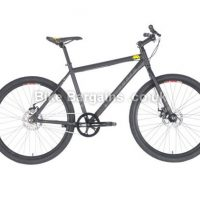 Vitus Bikes Dee-1 26 inch Black Singlespeed City Bike 2014