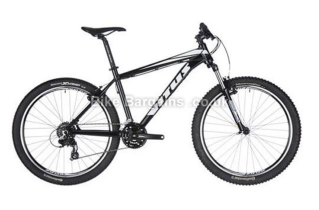 """Vitus Bikes Nucleus 260 Black Alloy Hardtail Mountain Bike 2015 black, 19"""""""