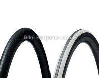 Vredestein Fiammante Duo Comp 700 23c Black White Folding Road Tyre