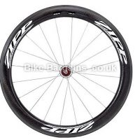 Zipp 404 Firecrest Tubular Black Campagnolo Rear Wheel