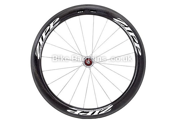 Zipp 404 Firecrest Tubular Black Campagnolo Rear Wheel 700c, campag, black