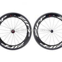 Zipp Firecrest Carbon Clincher 18 Spokes Aero 82mm Front Road Wheel