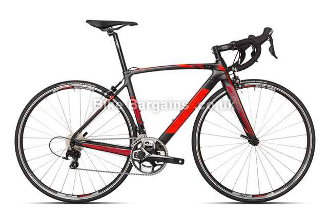 Battaglin Faster Carbon Shimano 105 Road Bike red, XS,S,M,L,XL