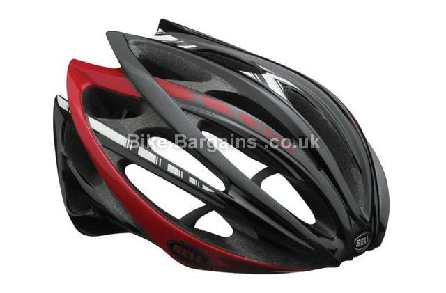 Bell Gage Road Helmet black, white, S