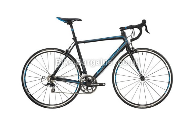 Bergamont Prime 6.4 Alloy Road Bike 2014 59cm, 62cm, black