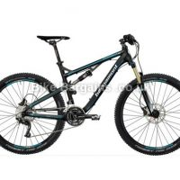 Bergamont Threesome SL 7.3 27.5″ Alloy Full Suspension Mountain Bike 2013