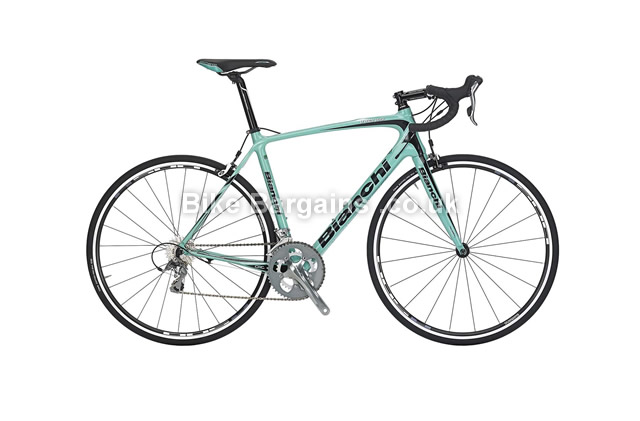 Bianchi Intenso Tiagra Carbon Road Bike 2015 55cm, 59cm