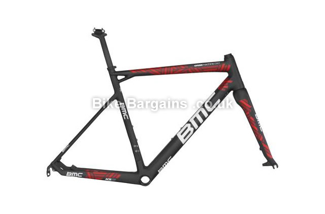BMC Crossmachine CX01 Carbon Disc Cyclocross Frameset 2016 57cm