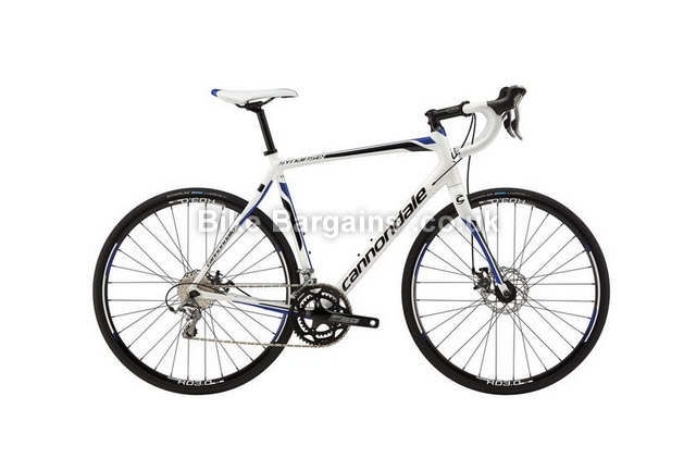 Cannondale Synapse Tiagra Disc Road Bike 2015 white, 51cm, 54cm, 56cm, 58cm, 61cm