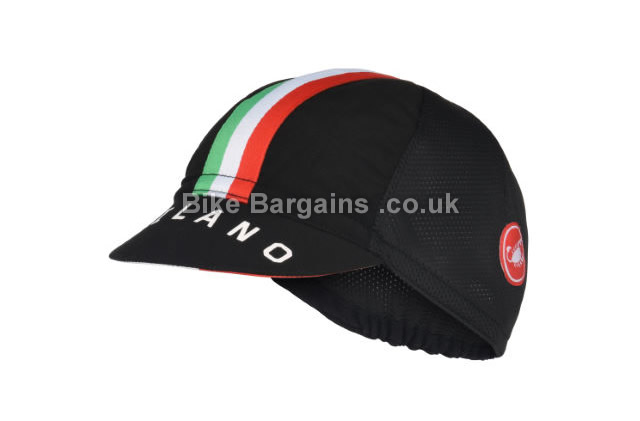 Castelli Milano Performance Cycling Cap black