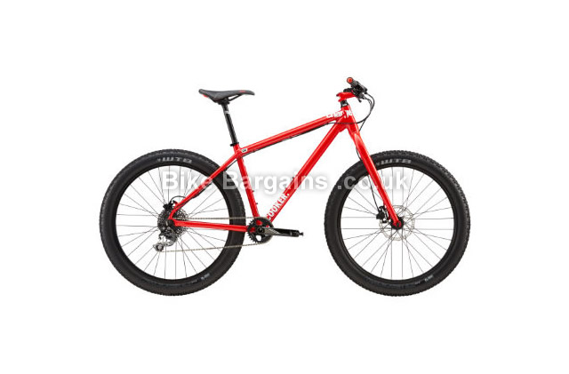 Charge Cooker 1 Alloy Hardtail Mountain Bike 2016 red, S, M, L